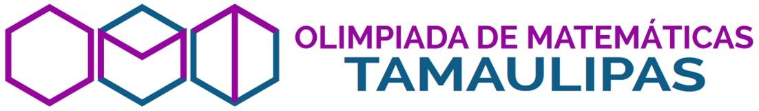 logo olimpiada de matematicas tamaulipas