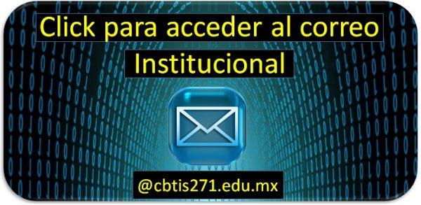 Email CBTis 271